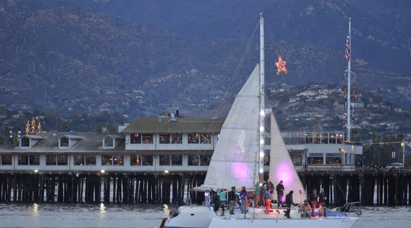 Santa Barbara Boat Parade