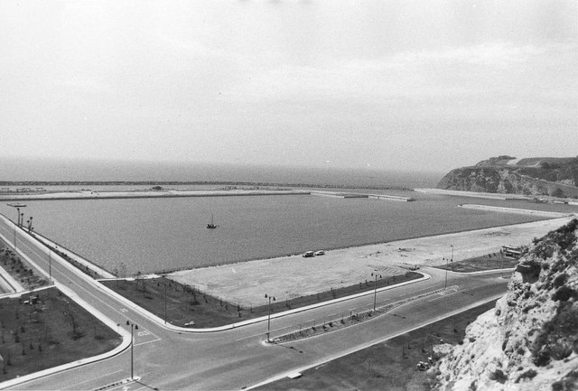Dana Point Harbor, 1972