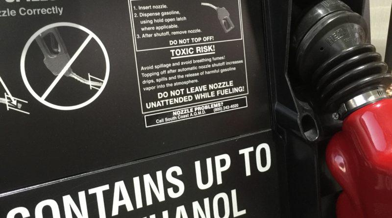 E15 Fuel Ethanol