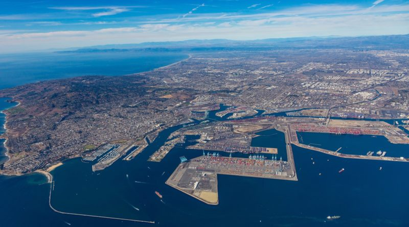 License Plate Readers - Port of LA Facebook photo