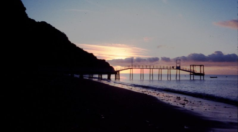 Toyon Bay Pier