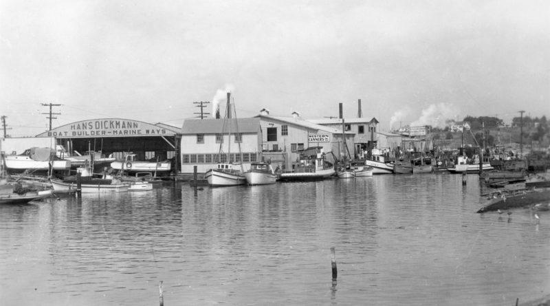 Newport Harbor, 1947