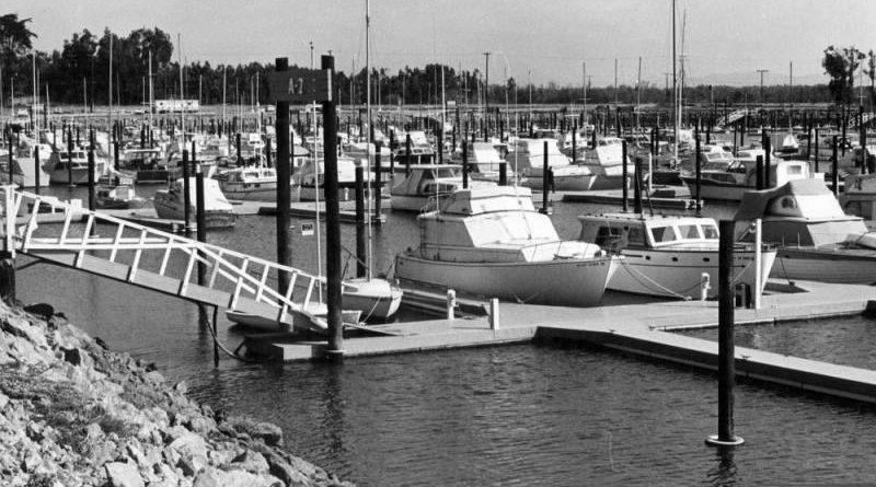 Ventura Marina, 1964