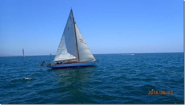 Dana West Charity Regatta