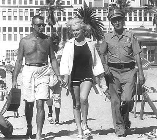 Marilyn Monroe, Hotel Coronado