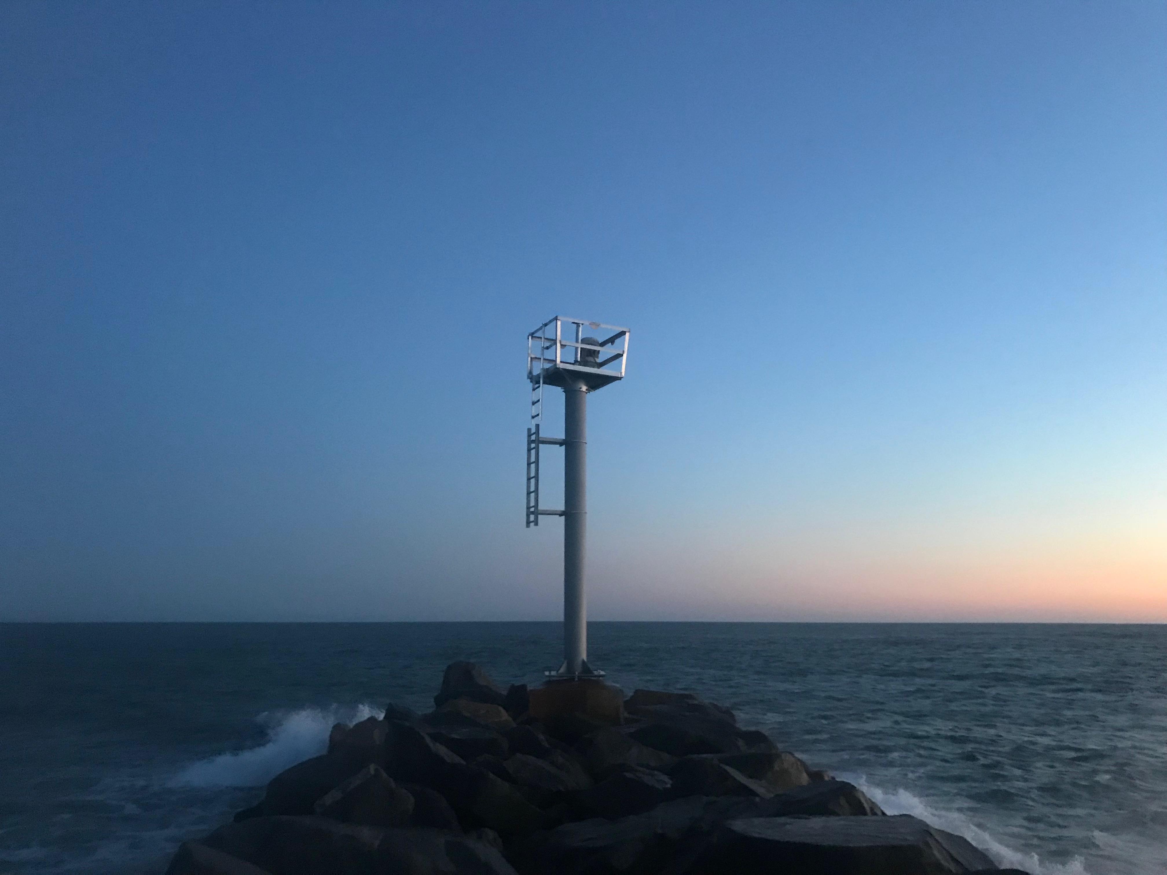Oceanside Navigational Aid