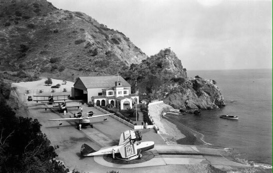 Catalina Island Airport 1931-42