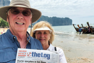 OA NANG BEACH IN KREBI, THAILAND