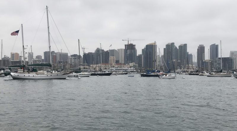 Port of San Diego Maritime Report