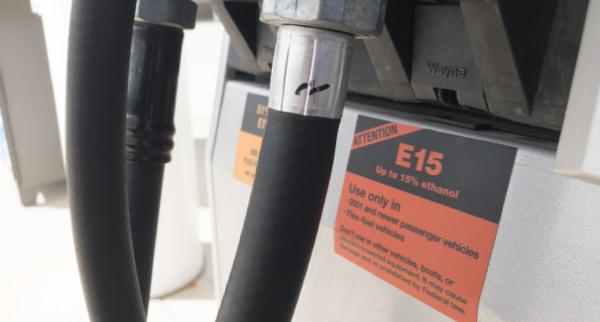 E15 Fuel Blend
