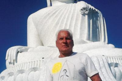 THE LOG VISITS THE BIG BUDDHA IN PHUKET, THAILAND