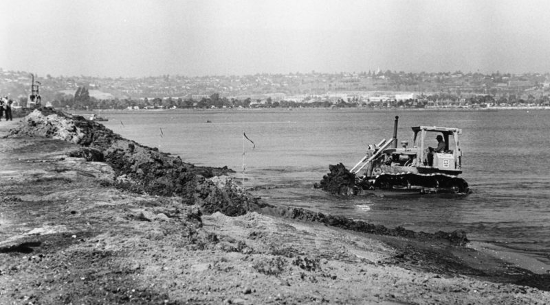 Mission Bay Dredge