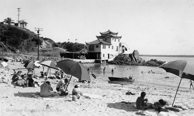 China House, Corona Del Mar, 1930s - Courtesy of Orange County Archives