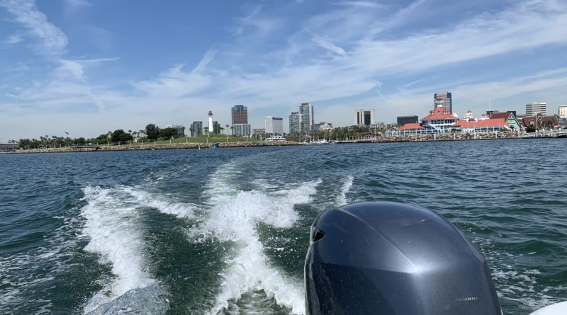Long Beach sea level rise