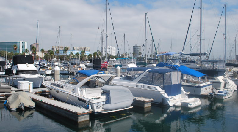 Long Beach Rainbow Marina