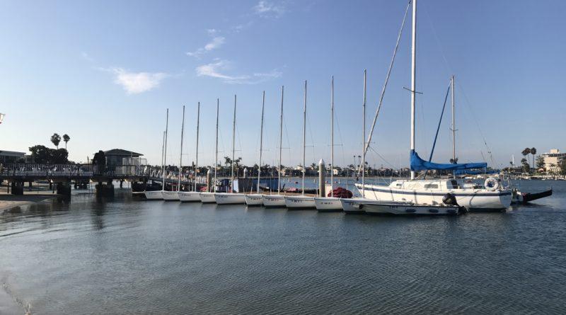 Leeway Sailing