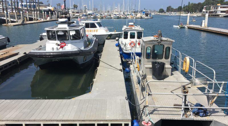 Marina del Rey Vessel Grant