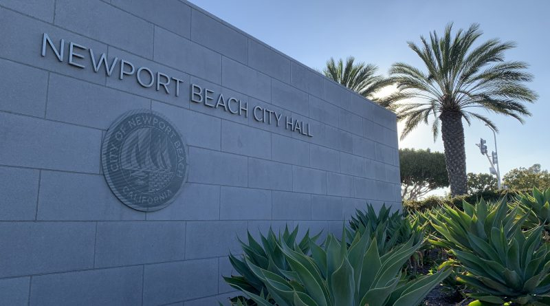 Newport Beach City hall