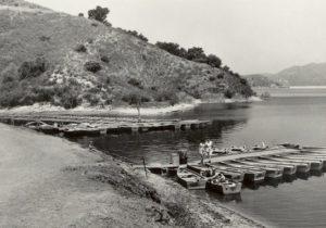 Irvine Lake, 1940s - Photo courtesy of Orange County Archives