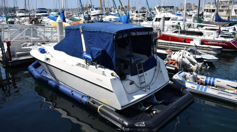 Marina del Rey FAB Dock