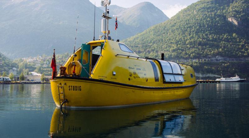 Lifeboat Trek