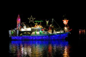 Ventura Harbor's Parade of Lights