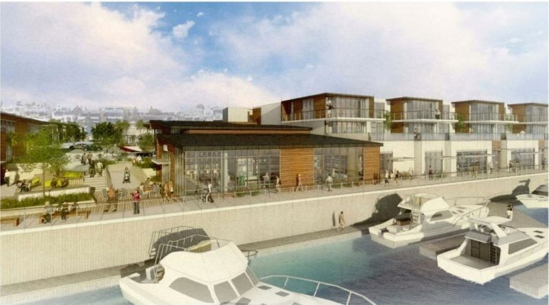 Newport Village project