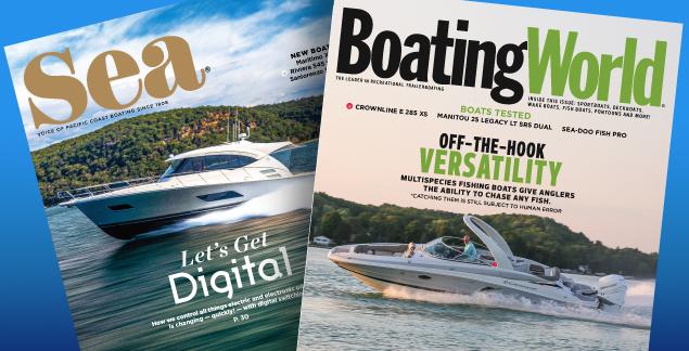 Sea Magazine Boating World