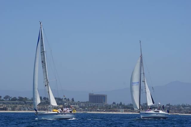 US Sailing Leukemia