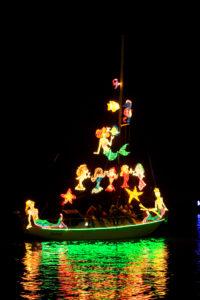 Ventura Harbor Parade of Lights