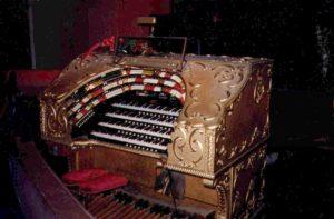 Avalon Theatre organ