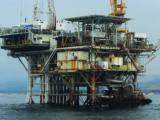 oil rig reef