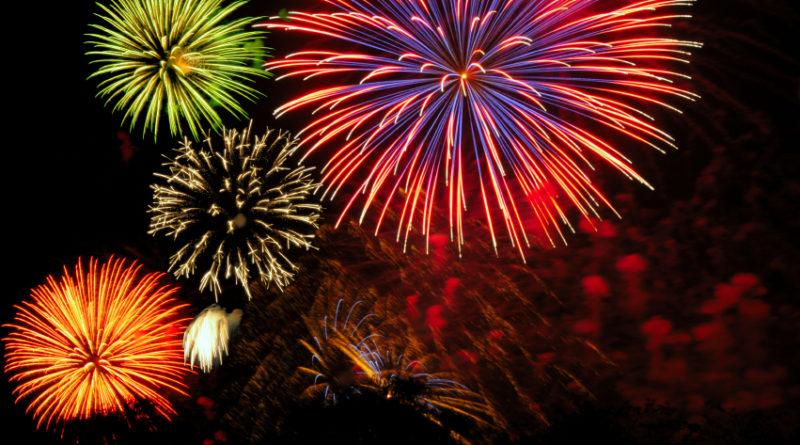 Channel Islands Fireworks