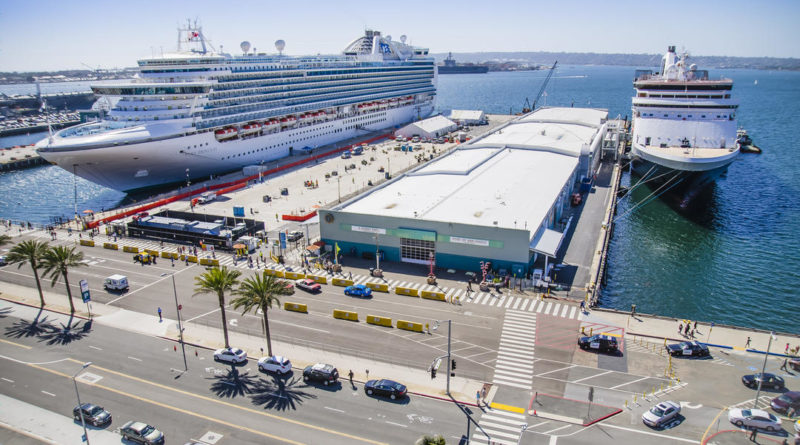 Port of San Diego Cruise Terminal - POSD photo