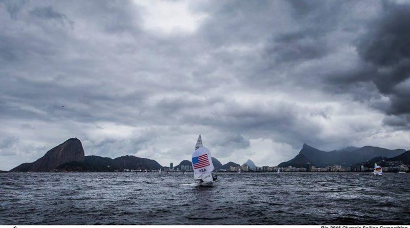 Tokyo Olympic Sailing