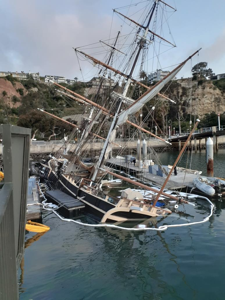Pilgrim Tall Ship