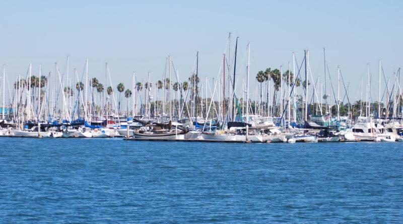 Long Beach Alamitos Bay Marina