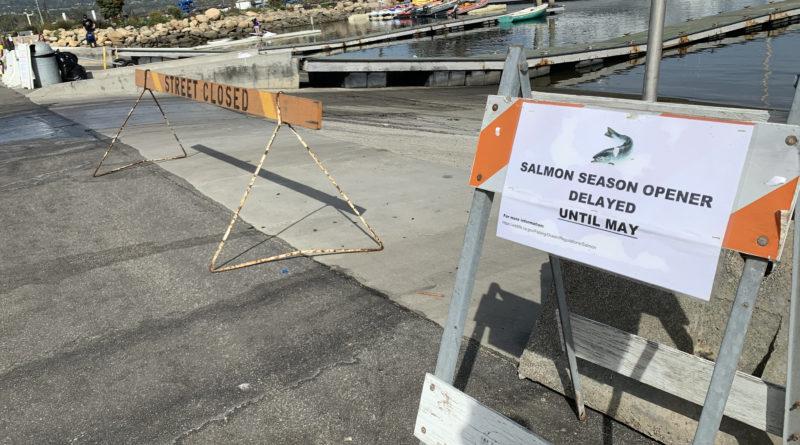 Santa Barbara Salmon Season