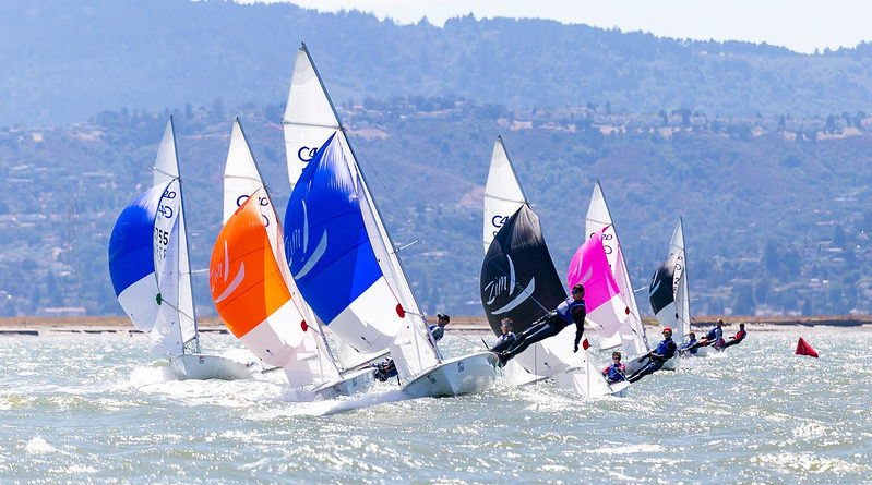 Youth World Championships - Photo provided by US Sailing