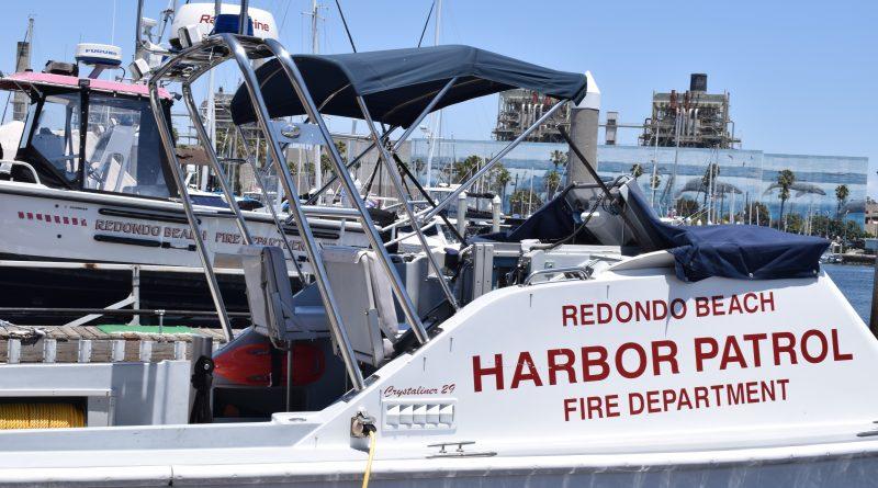 Redondo Beach Harbor Patrol