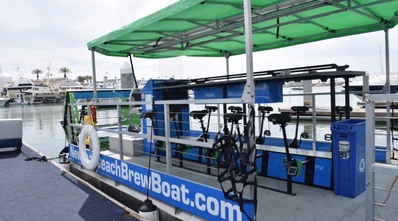 Newport Beach Brew Boat