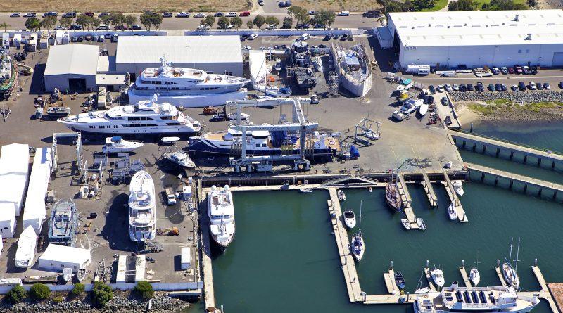 Marine Boat Works