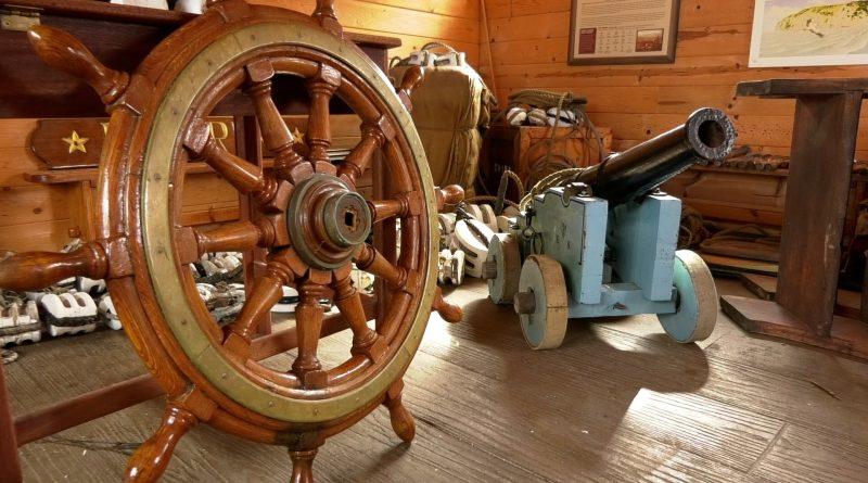 Pilgrim Wheel and Gun