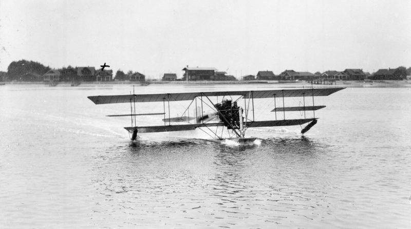 Newport Beach first flight
