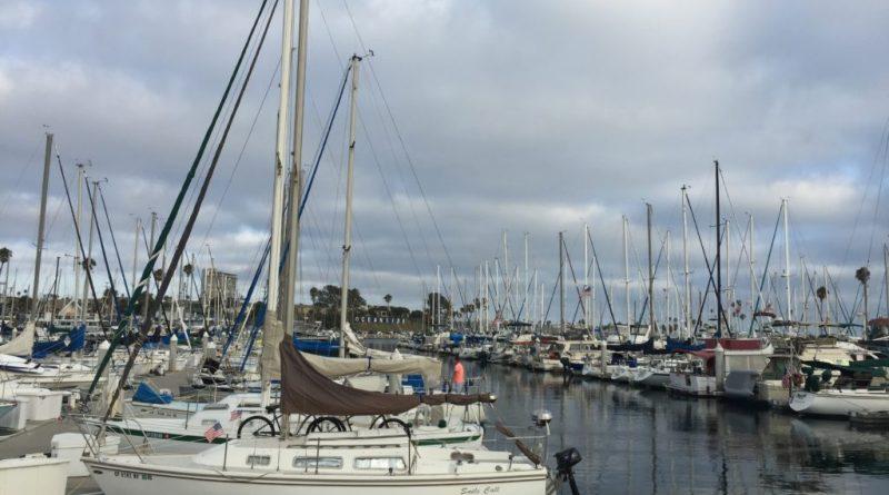 Oceanside Transient dock