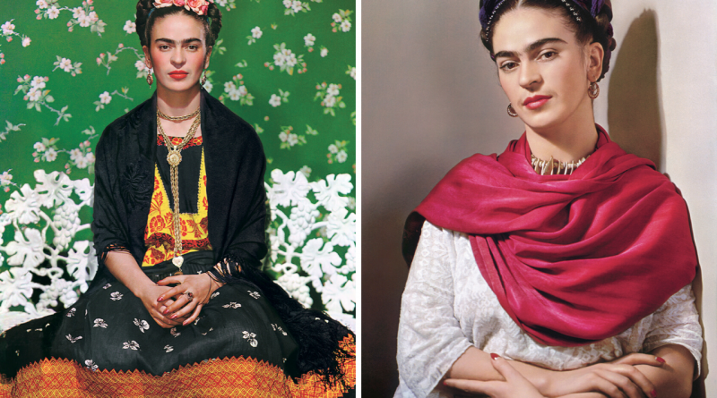 Frida exhibit