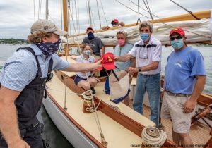 John Kerry Edgartown Race Weekend's 'Round-the-Island Race
