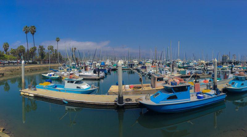 Santa Barbara Commercial fishermen