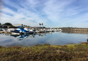 Newport Beach Back Bay Landing