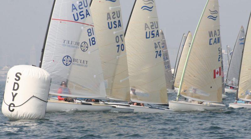 2020 Finn Pacific Coast Championship,
